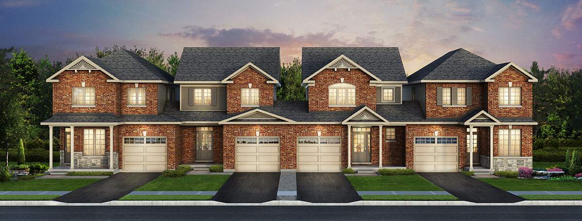 EQHomes Townhomes